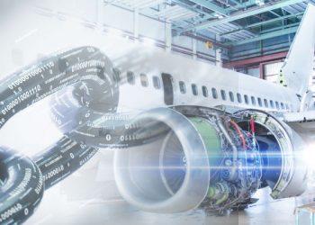 blockchain repuestos aviación
