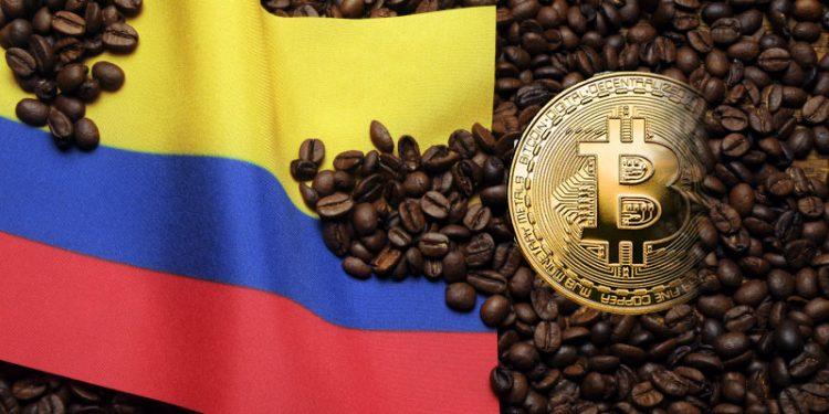 colombia café bitcoin