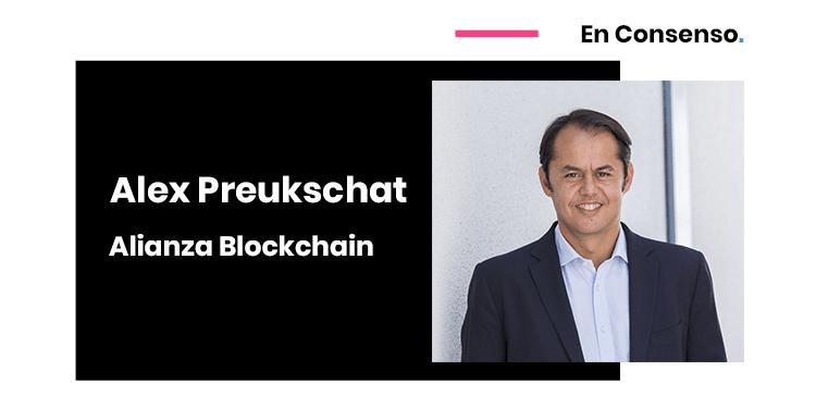 Alex Preukschat Co Fundador Alianza Blockchain
