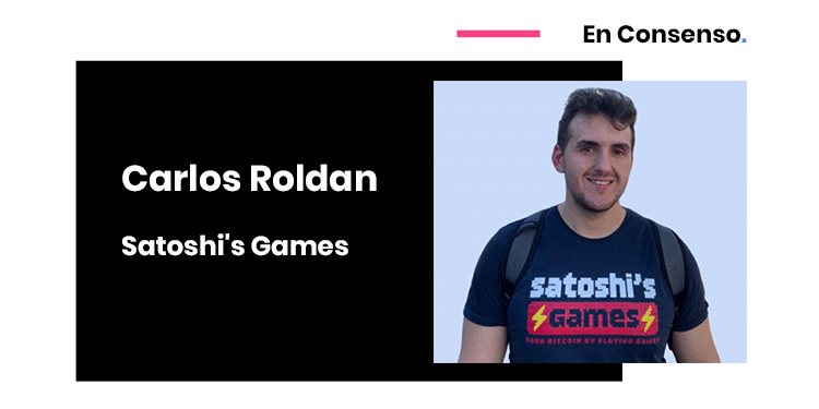 Satoshi's Games Carlos Roldan