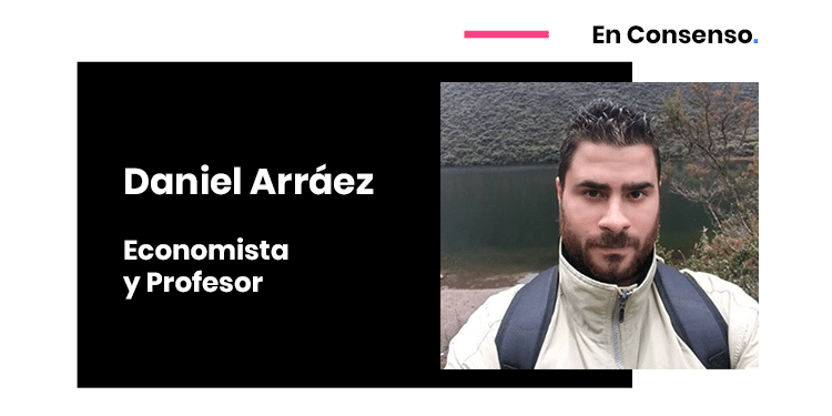 Daniel Arraez economista Venezuela