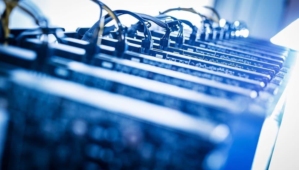 El informe, elaborado por la firma Blockware Solutions, señala que ya hay equipos mineros  operando con pérdidas. Fuente: photocreo/elements.envato.com