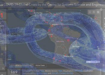 coronavirus latinoamérica blockchain