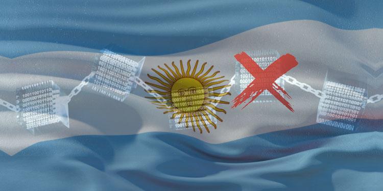 blockchain federal argentina