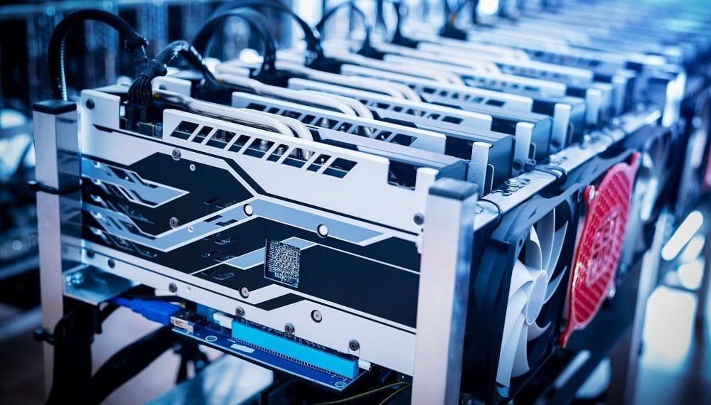 Los costos de mantenimiento de equipos de minería de bitcoin han ido en aumento. Fuente: photocreo/elements.envato.com