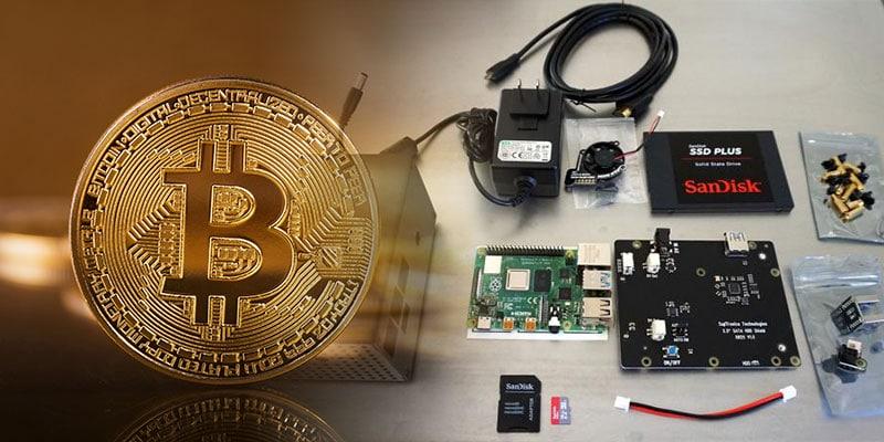cómo armar un nodo bitcoin