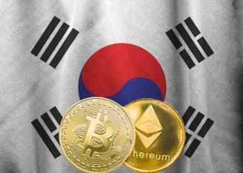 El banco presentó una solicitud de marca ante la Oficina de Propiedad Intelectual surcoreana para la custodia de criptomonedas. Imágenes por jirkaejc /elements.envato.com y TheDigitalArtist / pixabay.com