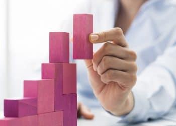 En medio de la agitación de los precios, las stablecoins ganaron terreno. Fuente: stokkete/elements.envato.com