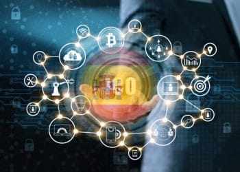 ico españa blockchain financiamiento