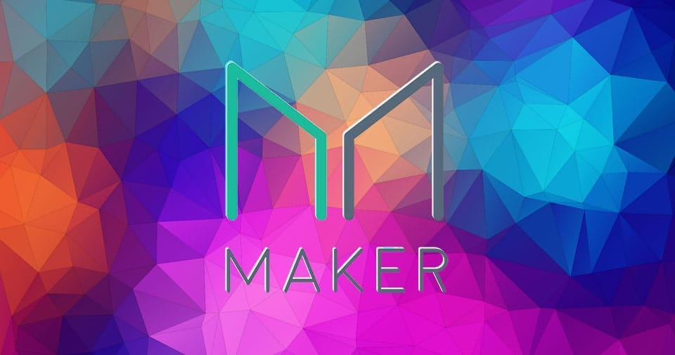 El contrato inteligente para la administración de tokens MKR está en manos de la comunidad. Imágenes por makerdao.com y DavidRockDesign / pixabay.com