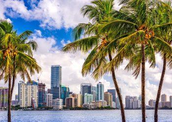 En promedio, un habitante de la ciudad de Miami posee unos USD 10.773 en criptomonedas en su cartera. Fuente:  SeanPavonePhoto/elements.envato.com