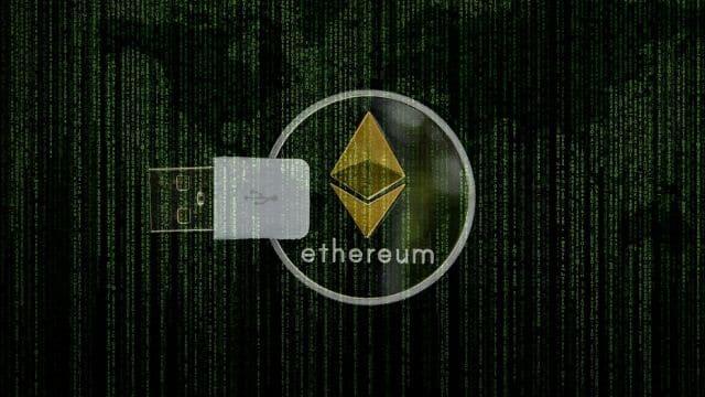 Ethereum Scan blockchain