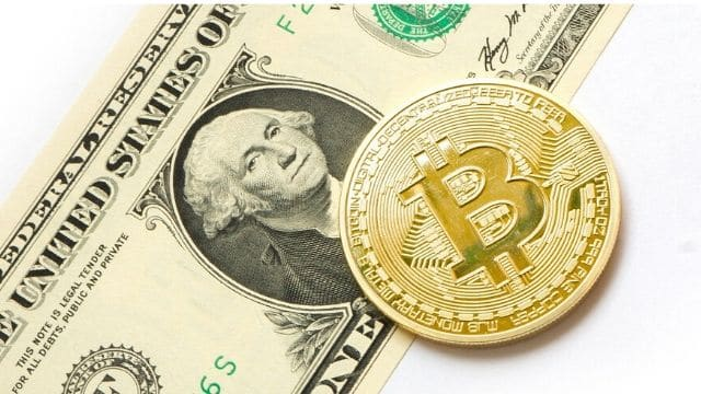 Tasa de bitcoin a un dólar