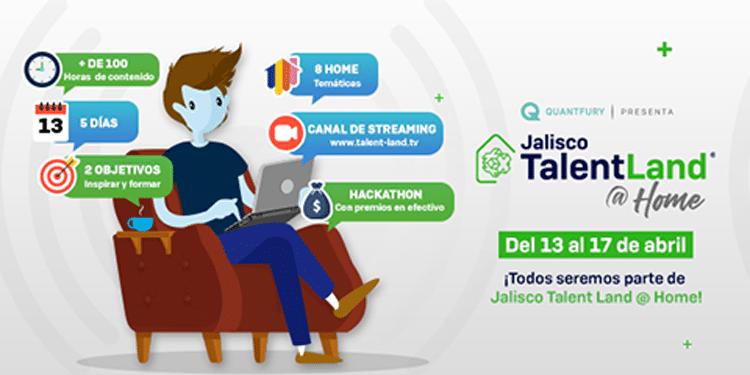 Evento blockchain virtual Jalisco Talent