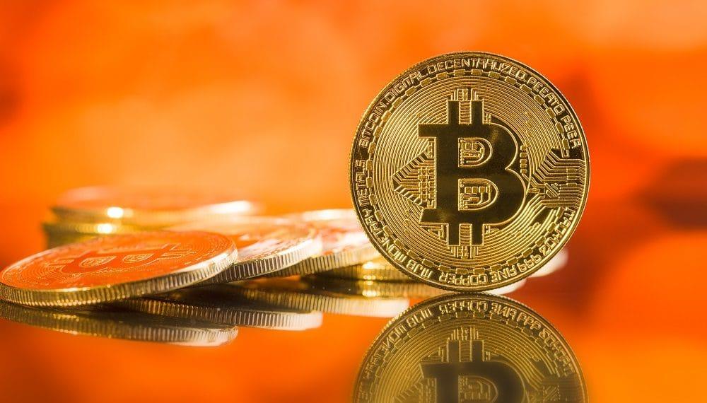La tendencia del precio de bitcoin durante esta última semana ha sido al alza. Fuente: jirkaejc/elements.envato.com