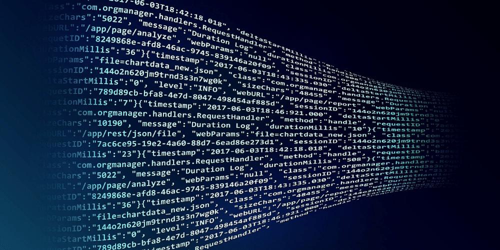Un flujo de datos informáticos. Fuente: xresch/ Pixabay.com