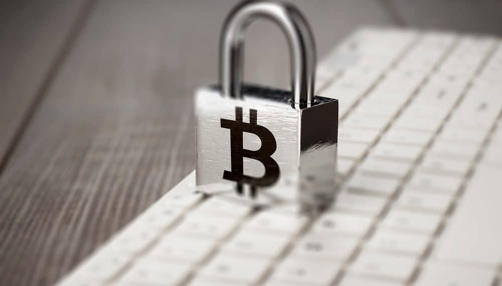 Los usuarios de bitcoin  suelen compartir ideales de privacidad y discreción. Fuente:  garloon/elements.envato.com