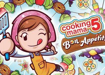 «Cooking Mama: Cookstar» era uno de los juegos de simulación de cocina más esperados de este 2020. Fuente: @cookingmama_us/twitter.com