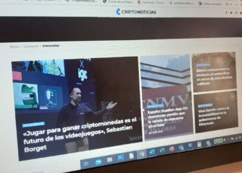 Imagen de portada de entrevistas CriptoNoticias. Fuente: criptonoticias.com
