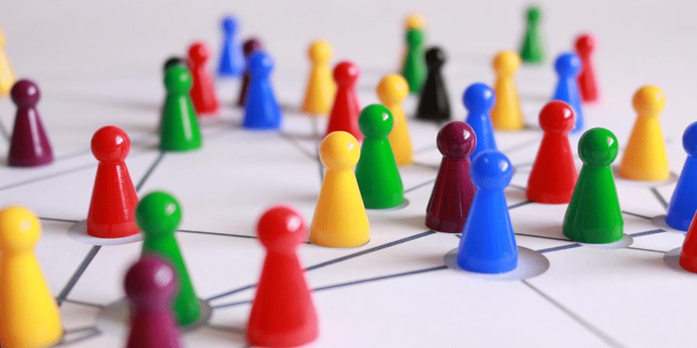 Piezas de juego de mesa, interconectadas. Fuente: Pixabay/ Pexels.com