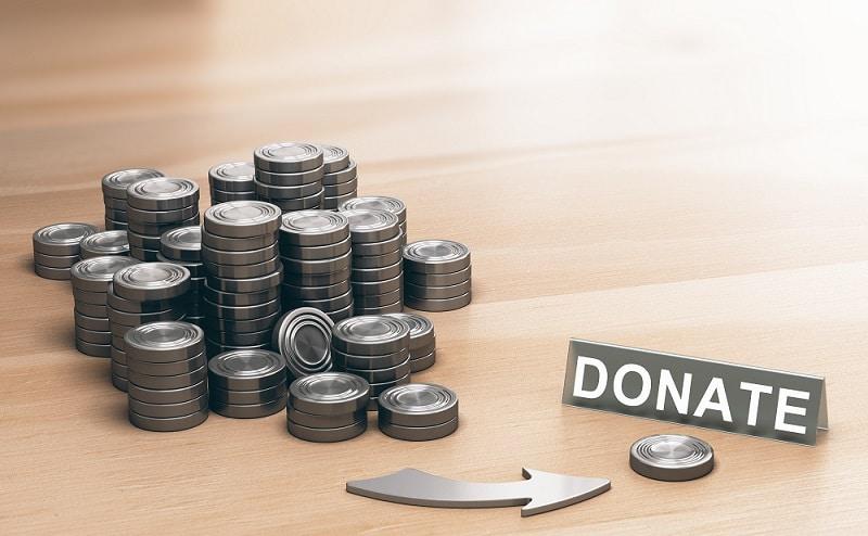 Se pueden realizar donaciones a Tor en 10 criptomonedas. Fuente: Olivier_Le_Moal/elements.envato.com