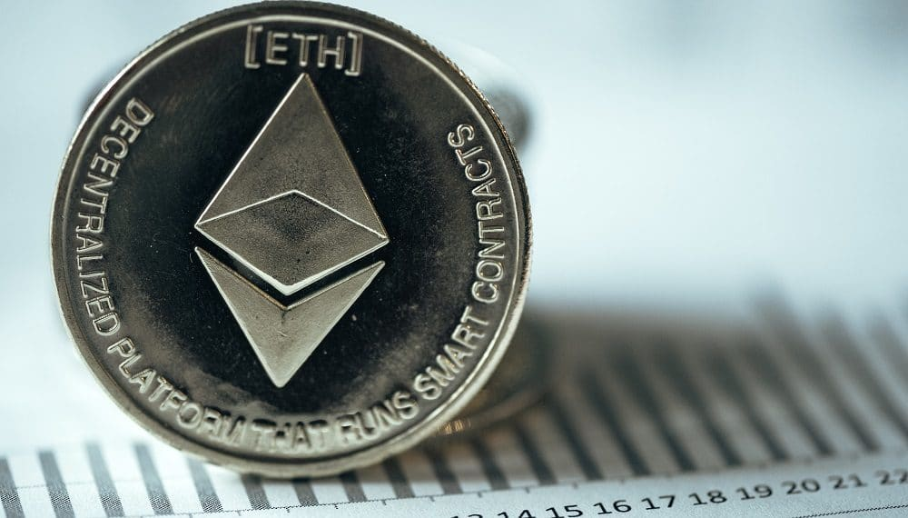 Moneda de Ethereum. Fuente: stevanovicigor/elements.envato.com