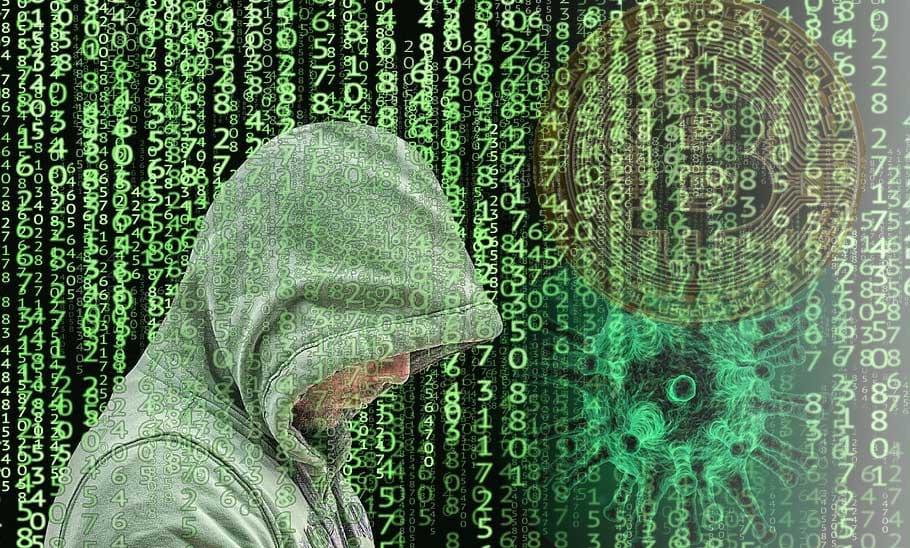 hackers coronavirus bitcoin fbi