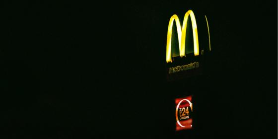 McDonald's, Starbucks y Subway podría formar parte de las pruebas del yuan digital