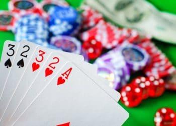 El evento tiene cabida para 2000 jugadores de póker en línea. Fuente: tycoon101/elements.envato.com