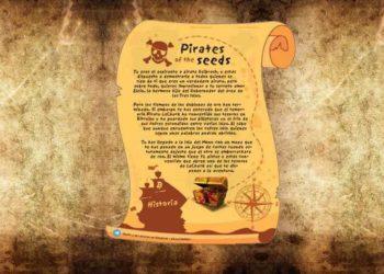 Documento del tesoro. Imagen por seedspirates.com