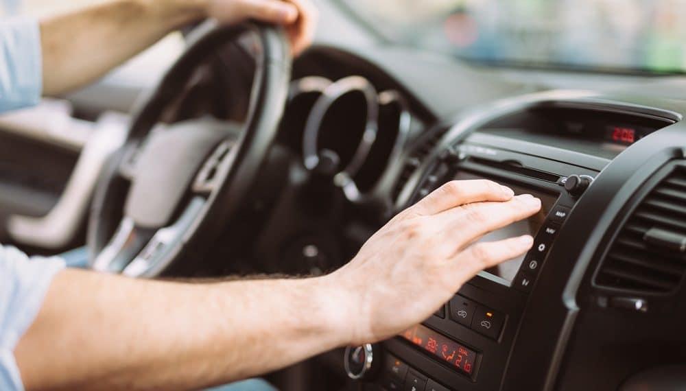 La tecnología blockchain será usada para la actualización de los mapas de navegación de los vehículos. Fuente: nd3000/elements.envato.com