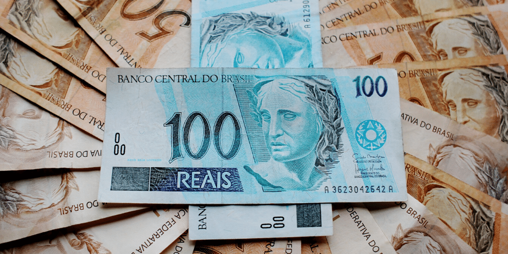 Reales, la moneda nacional de Brasil. Fuente: joelfotos/ Pixabay.com