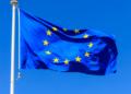 La bandera que representa a la Unión Europea. Fuente: rawf8/ Envato Elements.