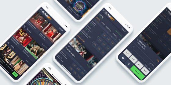 Casa de apuestas de bitcoin Cloudbet lanza un nuevo sitio web con nuevas funcionalidades