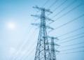 Torres de electricidad. Fuente: chuyu2014/ Envato Elements.