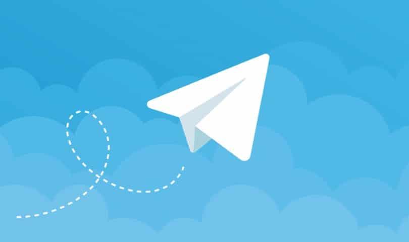 Telegram-icono