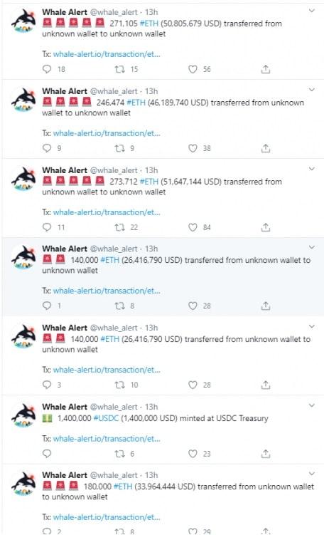 Whale-Alert-ether-transacciones