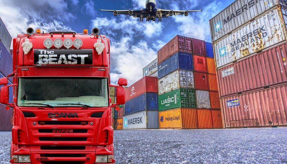 Transporte en una cadena de suministro. Imagen de Tumisu/pixabay.com