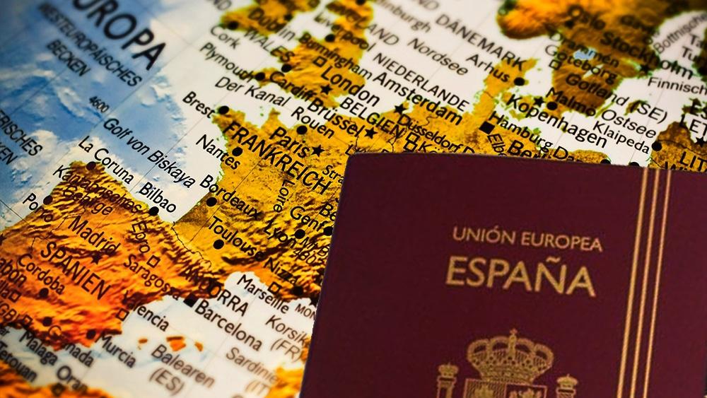 blockchain-España-Europa