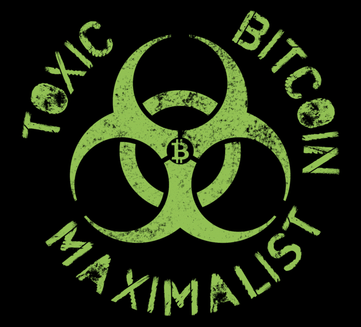 Toxic-Cryptocurrency-maximalists