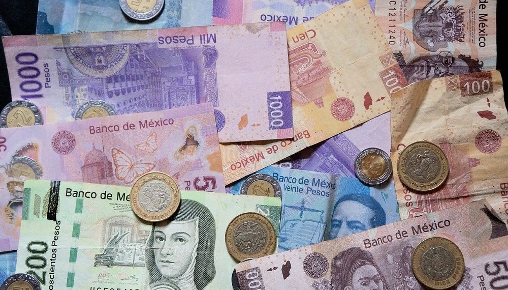 Pesos mexicanos. Fuente: AmorADestiempo/pixabay.com