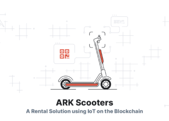 Blockchain ARK transporte descentralizado