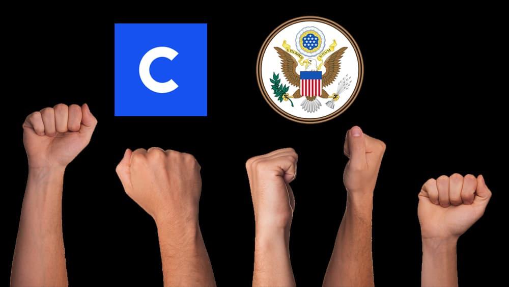 protesta-comentarios-Coinbase