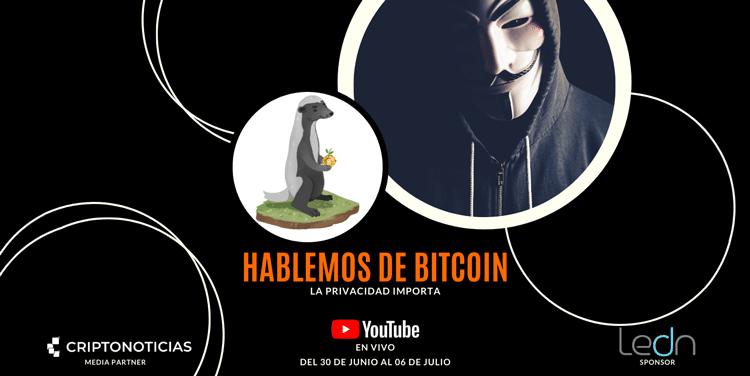 Hablemos de Bitcoin
