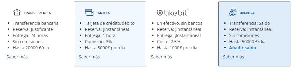 Comprar bitcoin bit2me españa