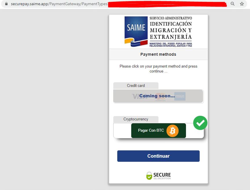 bitcoin-opción
