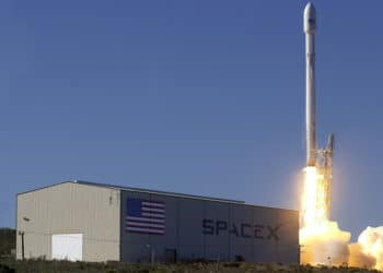 cohete-spaceX
