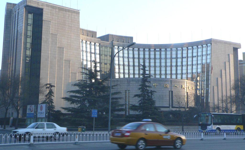 China banco criptomonedas bitcoin