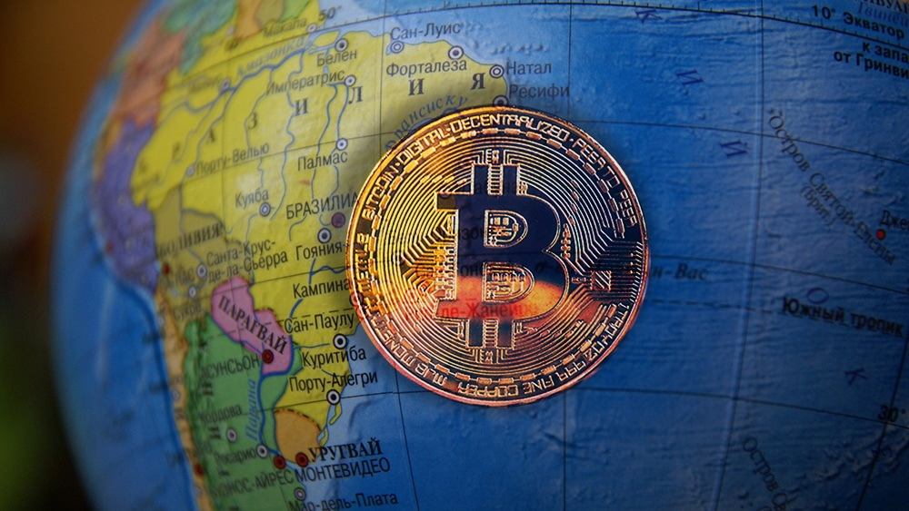 Argentina transa casi USD 1 millón en bitcoin; México y Uruguay superan su  máximo semanal