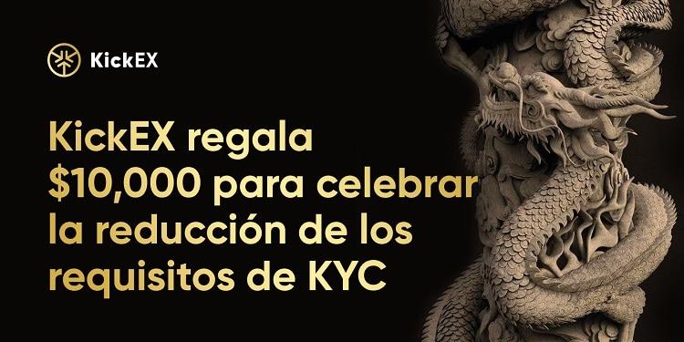 Concurso de trading KickEX